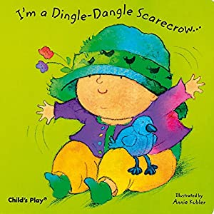 I'm a Dingle Dangle Scarecrow (Nursery Time)