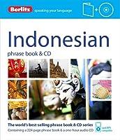 Berlitz Indonesian Phrase Book & CD