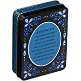 Stones of Sentiment with Tin Box, Strength by Stones of Sentiment