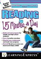 Reading in 15 Minutes a Day (Junior Skill Builders)