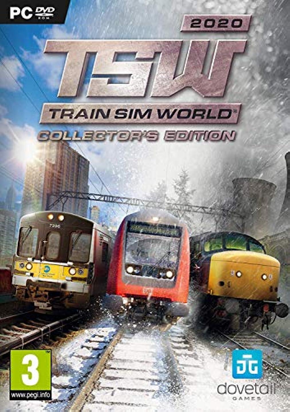 血統カラス排他的Train Sim World 2020: Collector's Edition (PC DVD) (輸入版)