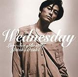 WEDNESDAY~LOVE SONG BEST OF YUTAKA OZAKI 画像