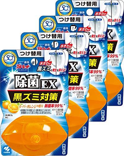 液体ブルーレットおくだけ除菌EX