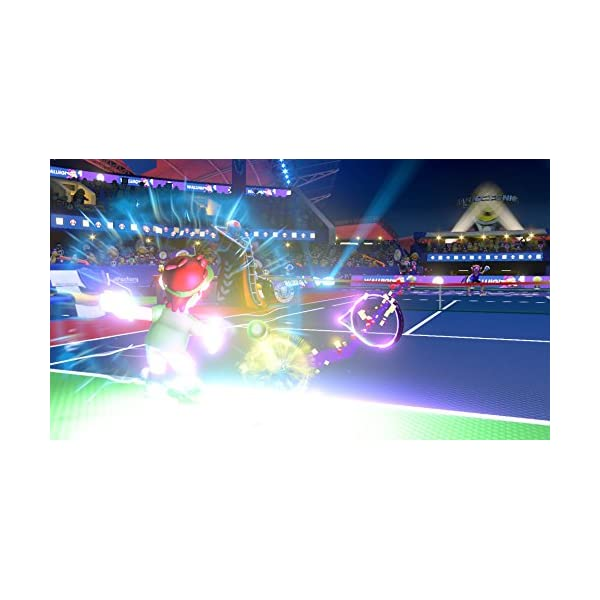 マリオテニス エース - Switchの紹介画像4