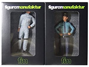 Figurenmanufaktur 1/18 ル・マン セット Graham H. 2体セット 完成品