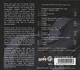 J.S.バッハ : ヴァイオリン協奏曲集 (Johann Sebastian Bach : Violin Concertos BWV1041-1043 , Concerto for three violins BWV 1064R / Freiburger Barockorchester , Von der Goltz , Mullejans , Schreiber) [輸入盤] 画像