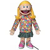 ''Cindy'', 60cm Full Body Puppet, Peach -Affordable Gift for your Little One Item DSPU-SP2501