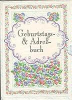 Geburtstags- und Adressbuch