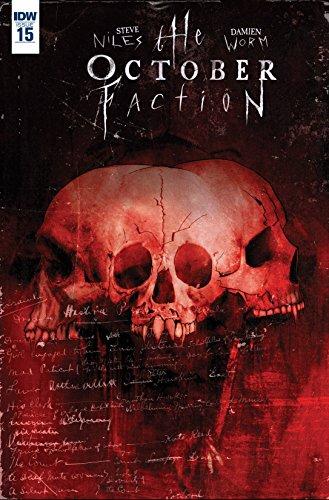 Download The October Faction #15 (English Edition) B01DL8NFLS