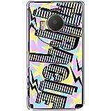 CaseMarket 【ポリカ型】 docomo LUMIX Phone P-02D ポリカーボネート素材 ハードケース [ みらくる - パステル ]