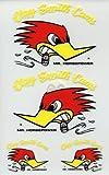 クレイスミスCLAY SMITH カラー転写ステッカー / フェイス / CSY-008