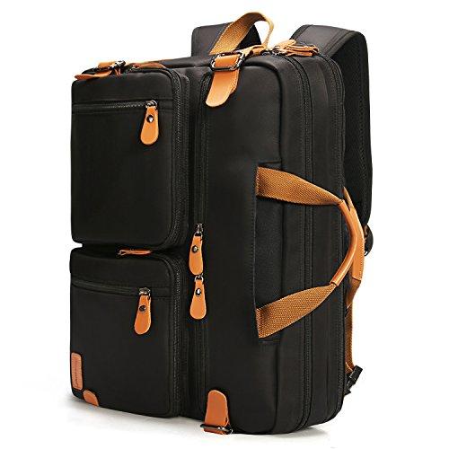 3wayビジネスバッグ 17型PC対応 キャリーに通せる リュック ショルダー 通勤旅行 撥水 大容量 おしゃれ メンズ Soarpop