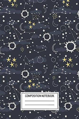 Notebook: Solar Eclipse , Journal for Writing, Size 6