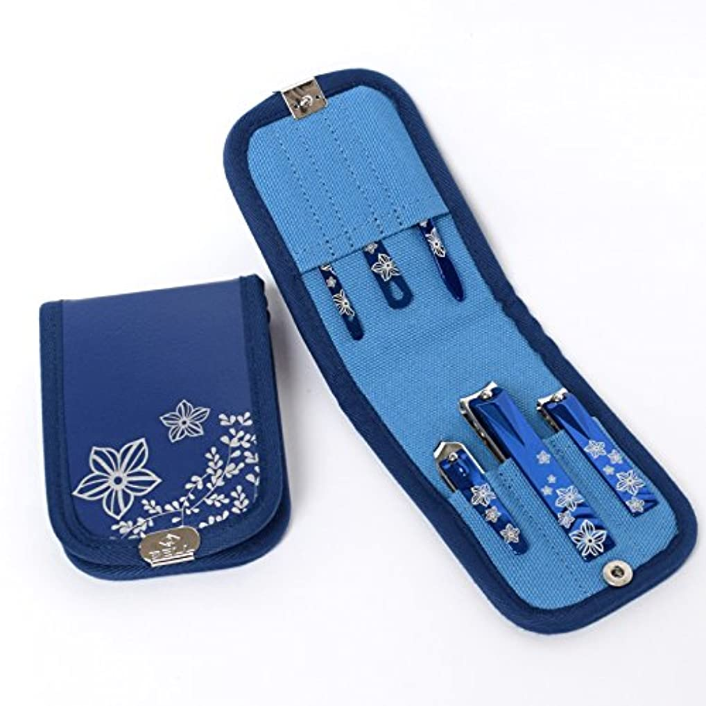 挑発するアッパーベルベットBELL Manicure Sets BM-360 ポータブル爪の管理セット 爪切りセット 高品質のネイルケアセット高級感のある東洋画のデザイン Portable Nail Clippers Nail Care Set