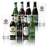 エルディンガーのペアグラス付き!ドイツビール飲み比べ8本セット