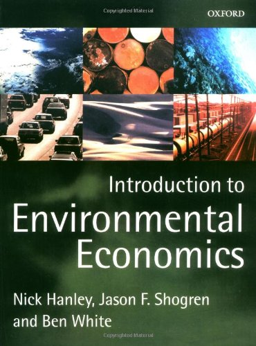 Download Introduction to Environmental Economics 0198775954