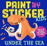 Paint by Sticker Kids - Under the Sea 画像