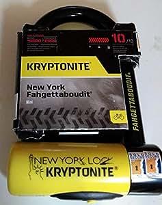 Kryptonite Mini antivol New York Fahgettaboudit