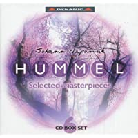 Johann Nepomuk Hummel: Selected Masterpieces [Box Set] (2007)