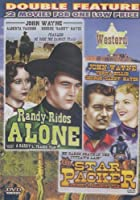 John Wayne Double Feature: Randy Rides Alone, Star Packer