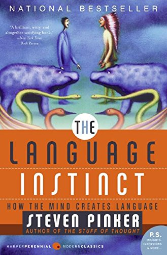 The Language Instinct: How the Mind Creates Language (P.S.)の詳細を見る