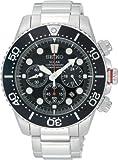 [セイコーimport][正規品]SEIKO 腕時計メンズ 海外モデル SSC015PC ブラック[逆輸入品]