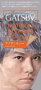 ギャツビー カラーアクアシルバー 【HTRC5.1】