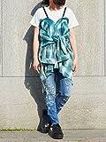 WORLD WIDE LOVE!(ワールドワイドラブ!) ブリーチBIGシャツ ターコイズ M