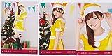 【白石麻衣 3種コンプ】 2015 サンタ 会場限定 公式生写真 乃木坂46