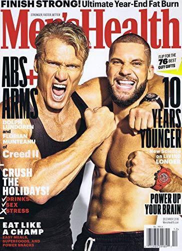 Men's Health [US] December 201...
