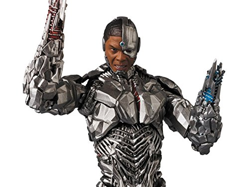 Justice League MAFEX No.063 Cyborg (製造元:Medicom Toy) [並行輸入品]