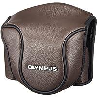 OLYMPUS デジタルカメラ  STYLUS-1S用 専用革ケース CSCH-118BRW