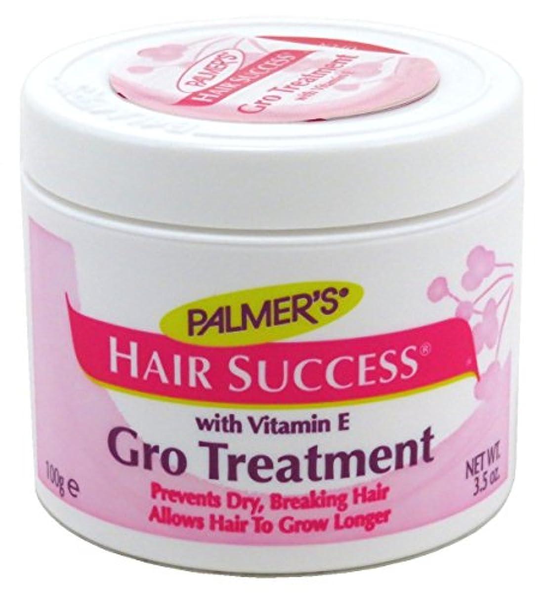 嫌悪人事の頭の上Palmer's Hair Success Gro Treatment 100g