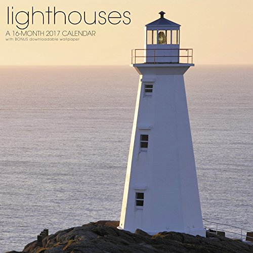 Lighthouses 2017 Calendar
