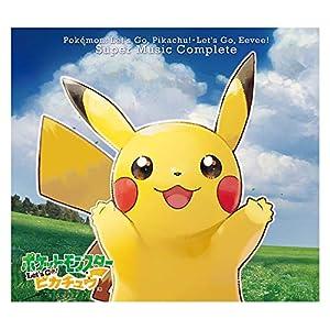 Nintendo Switch ポケモン Let's Go! ピカチュウ・Let's Go! イーブイ スーパーミュージック・コンプリート