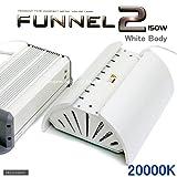 カミハタ ファンネル2 20000K メタハラ 150W ホワイト