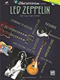 Amazon.co.jpLed Zeppelin: Guitar (Alfreds Ultimate Easy Play-Along)