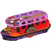 DisneyハロウィンHalloween 2016海Tomica Steamboat Mickey Minnieマウス出荷Vehicle Toy ( Disney Seaのみ)