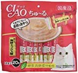 チャオ ちゅ〜る まぐろ 海鮮ミックス味 14gx20本 製品画像