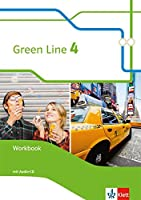 Green Line 4. Workbook mit Audio CDs. Neue Ausgabe: 8. Klasse