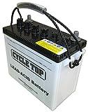 HITACHI [ 日立化成株式会社 ] 電動車バッテリー [ サイクルサービス用鉛蓄電池 ] [ EB35-T ] HIC-50Z