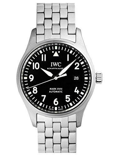 IWC メンズ腕時計 パイロットウォッチ IW327011