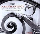 Rachmaninov - Piano Sonatas Nos 1 & 2; Rhapsody on a Theme of Paganini (2001-04-09)