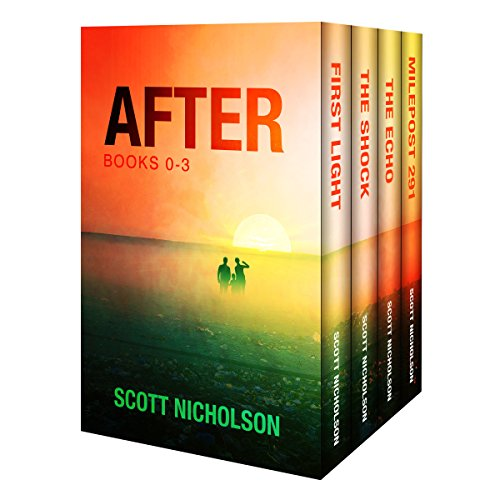 Download The After Series Box Set (Books 0-3): Post-Apocalyptic Thrillers (English Edition) B0195CE69O