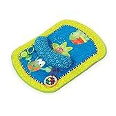 Bright Starts ブライトスターツ プレイマット ピロー&プレイマット(ブルー) KI-BR8757 おもちゃ 知育玩具