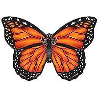 WindNSun Microkite Mini Mylar Butterfly 4.7' Monarch Kite [並行輸入品]
