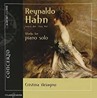 Hahn: Works for Piano Solo by Ariagno (2013-02-26)