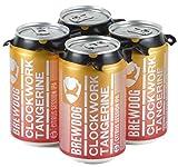 ブリュードッグ クロックワーク タンジェリン シトラスセッションIPA 330ml×4本 クラフトビール