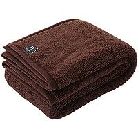 西川産業 毛布 ブラウン シングル FQ06005500BR