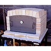 アウベルクラフト・石窯フルオプションAキット(高さ70cm)
